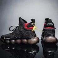 خرید کفش تنیس از علی اکسپرس men shoes Sneakers Male Mens casual Shoes tenis Luxury shoes