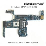 خرید مادربرد لپ تاپ اچ پی HP EliteBook 6470P 8470P 8470W Laptop motherboard 6050A2470001 Mainboard SLJ8A 216-0833018