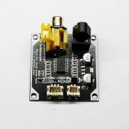DAC Digital Audio Decoder 24bit 192khz Optical Fiber Coaxial Digital Signal Input Stereo Output Decod board