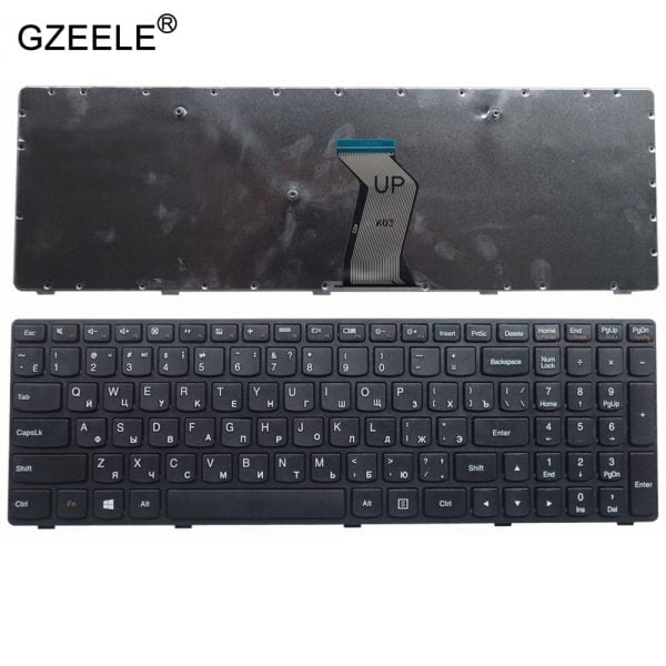 خرید کیبورد لپ تاپ از علی اکسپرس GZEELE russian laptop Keyboard for LENOVO G500 G510 G505 G700 G710 G500A G700A G710A G505A G500AM G700AT RU 25210962 T4G9-RU