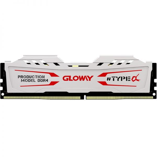 خرید رم از علی اکسپرس چین Gloway Memory Ram ddr4 8GB 16GB 2400MHZ 2666mhz