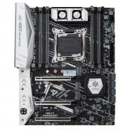 خرید مادربرد از علی اکسپرس HUANANZHI X99 motherboard with dual M.2 NVME slot support both DDR3 and DDR4 LGA2011-3