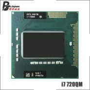 خرید سی پی یو Intel Core i7-720QM i7 720QM SLBLY 1.6 GHz Quad-Core Eight-Thread CPU 6W 45W Socket G1 / rPGA988A