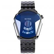 خرید ساعت مردانه از علی اکسپرس Luxury Fashion Trend Sports Men's Watch Casual Steel Band
