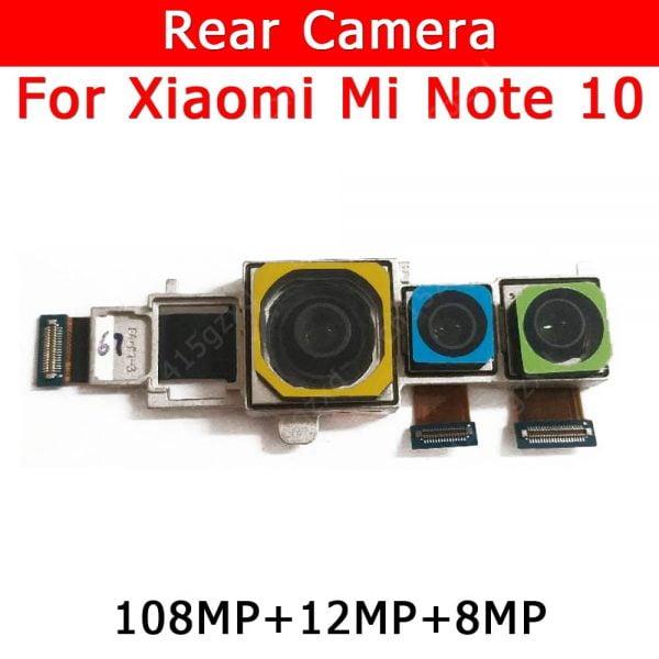 لنز اصلی شیائومی می نوت 10 Original Rear View Back Camera For Xiaomi Mi Note 10 Note10
