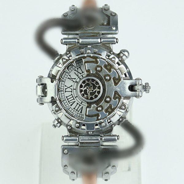 خرید ساعت لاکشری از علی اکسپرس Rosetic Men Watches 2020 Luxury Brand Vintage Steampunk Gothic Mens