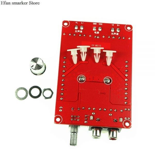 برد آمپلی فایر Tda7498 Dc 14-34V Amplifier Board Of Class D 2X100W