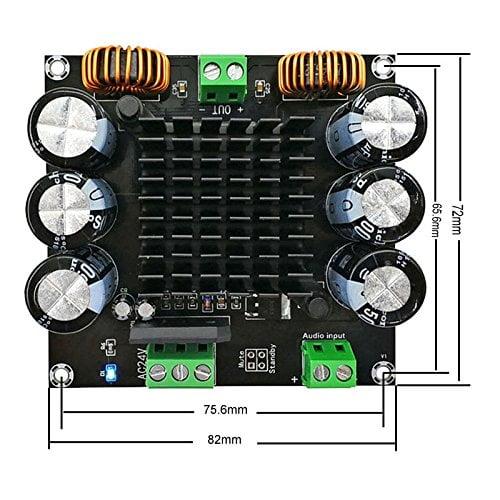 برد آمپلی فایر XH-M253 TDA8954TH Core BTL Mode HIFI Class 420W