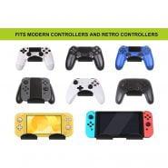 خرید پایه دیواری دسته کنسول از علی اکسپرس Piece Wall Mount Game Controller Bracket Wall Mount Bracket For PS4 Controller