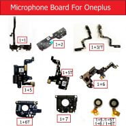 خرید برد میکروفون گوشی های وان پلاس 100% NEW Microphone Board Module For OnePlus 1 2 3 3T 5 5T 6 6T 7 Vibrator Motor Mic Flex Cable Replacement Parts High Quality