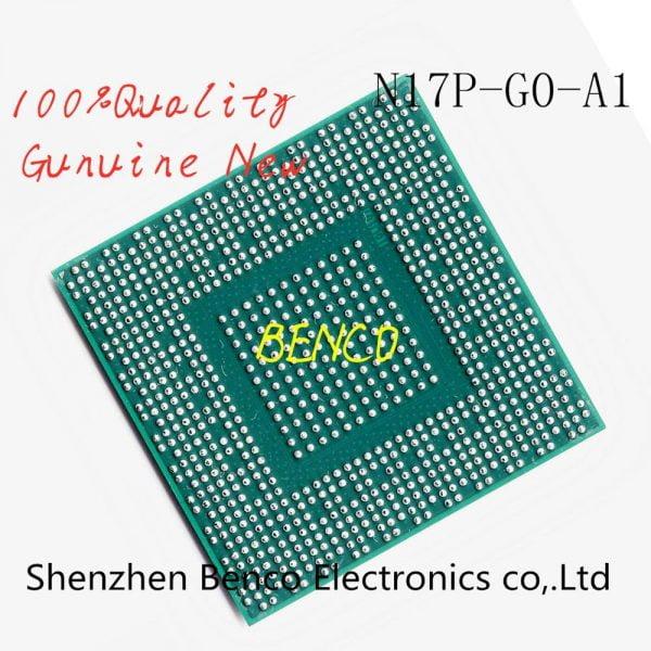 100%NEW N17P-G0-A1 N17P G0 A1 GPU Chip GTX1050 BGA Chips