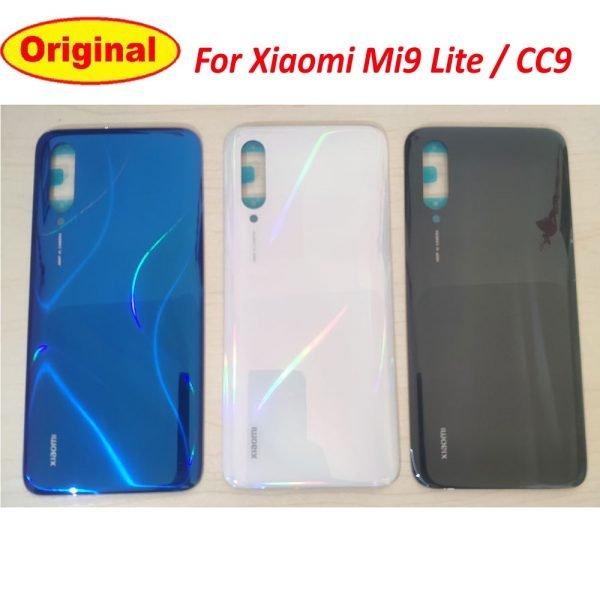 خرید درب پشت گوشی شیائومی می 9 Original Glass For xiaomi 9 mi 9 MI9 CC9E MiA3 Back