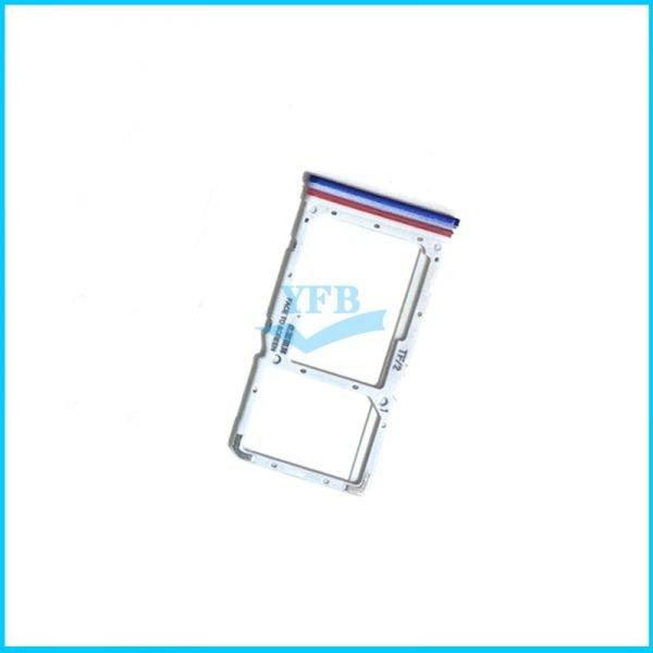 خرید اسلات سیم کارت گوشی شیائومی کا 30 5pcs Sim Card Tray & Micro SD Memory Card Slot Holder For Xiaomi Redmi K30