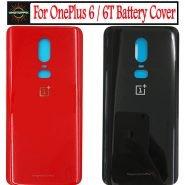 خرید درب پشت گوشی وان پلاس 6 6For OnePlus 6 Battery Cover