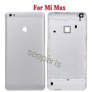 خرید درب باتری گوشی می مکس 3 For Xiaomi Mi MAX 3 Battery Cover Door Housing Back Housing Case