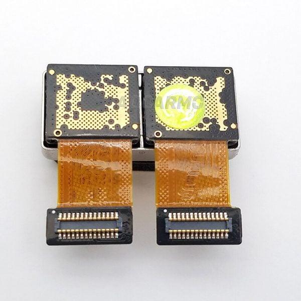 خرید دوربین گوشی وان پلاس 5 Aocarmo Front Face Camera Back Camera Dual Rear Camera Module Big Camera Flex Cable For Oneplus 5 Five A5000 5T A5010 1 5/5T