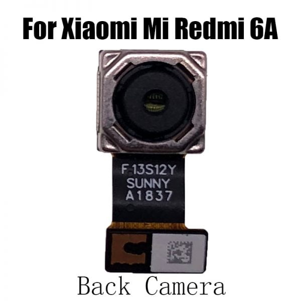 خرید لنز دوربین گوشی شیائومی ردمی 6 ا Back Facing Camera Rear Main Camera Big Camera Module Flex Cable For Xiaomi Redmi 6A