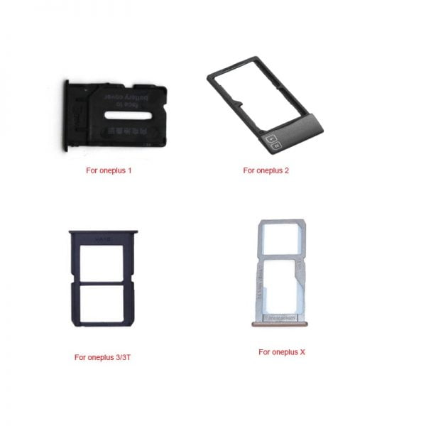 خرید اسلات سیم کارت وان پلاس 3 For One Plus 3t 3 Oneplus3t SIM Card Tray Holder Slot