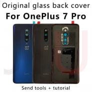 خرید درب باتری گوشی وان پلاس 7 For OnePlus 7 Pro,100% Original Battery Glass Back Cover Replace the back case for oneplus7/7T