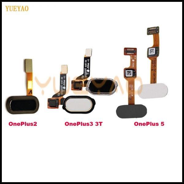 خرید سنسور فینگر پرینت وان پلاس For Oneplus two 2 Three 3 3T 5 Five A5000 Menu Back Home Button Fingerprint Recognition