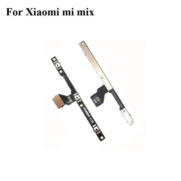 خرید کلید پاور و صدا گوشی شیائومی می میکس For Xiaomi Mi Mix Power ON/OFF Buttons volume up/down with flex cable For Xiaomi Mi Mix