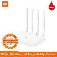 خرید روتر گلوبال شیائومی از علی اکسپرس Global Version Mi Router 4A Giga Version 1200 Mbps