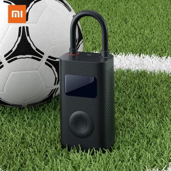 Global Version Xiaomi Mijia Electric Inflator Bike Car Smart Digital Tire Pressure Detection Portable Electric Air Compress Pump