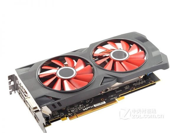 خرید کارت گرافیک کارکرده از علی اکسپرس Graphics Cards XFX RX 570 4GB Video Screen Cards GPU AMD Radeon RX570 4GB PUBG Computer Game Map HDMI PCI-E X16