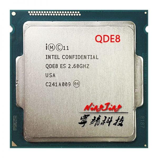 خرید سی پی یو از علی اکسپرس Intel Core i7-4770S es i7 4770S es i7 4770S es QDE8 2.6 GHz Four-Core Eight-Thread CPU Processor 8M 65W LGA 1150