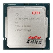 خرید پردازنده اینتل از علی اکسپرس Intel Core i9-10900 es i9 10900 es QTB1 2.5 GHz Ten-Core Twenty-Thread CPU Processor L2=2.5M L3=20M 65W LGA 1200