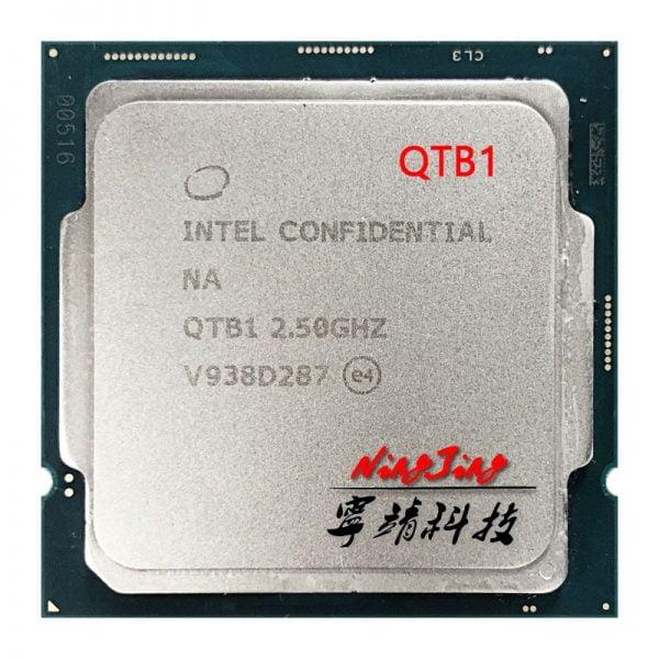 خرید پردازنده اینتل از علی اکسپرس Intel Core i9-10900 es i9 10900 es QTB1 2.5 GHz Ten-Core Twenty-Thread CPU Processor L2=2.5M L3=20M 65W LGA 1200