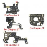 خرید میکروفون گوشی وان پلاس New For Oneplus 5 5T 6 6T Microphone flex Cable Mic Connector