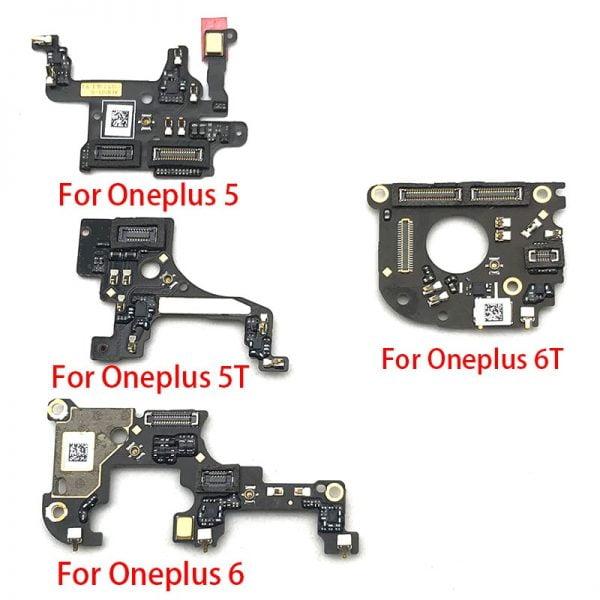 خرید میکروفون گوشی وان پلاس New For Oneplus 5 5T 6 6T Microphone flex Cable Mic Connector
