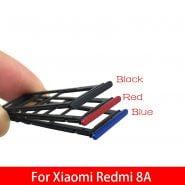 خرید اسلات سیم کارت گوشی شیائومی ردمی 8 ا New SIM Card Tray Slot Holder For Xiaomi Redmi 8A