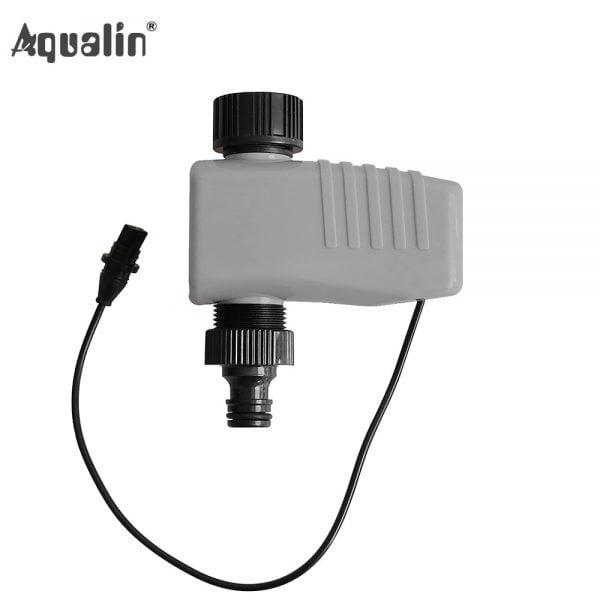تایمر آب New Solenoid Valve Set Garden Water Timer Controller Used to 4-Zone Smart 10204A