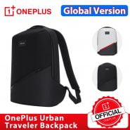 خرید کوله پشتی وان پلاس از علی اکسپرس OnePlus Urban Traveler Backpack Charcoal Charcoal Black Arctic White 9