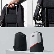 خرید کوله پشتی وان پلاس از علی اکسپرس OnePlus Urban Traveler Backpack Charcoal Charcoal Black Arctic White 9