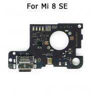 برد شارژ گوشی شیائومی سری می 8 Original Charging Port For Xiaomi Mi 8 Pro Charge Board For Mi8 SE Lite
