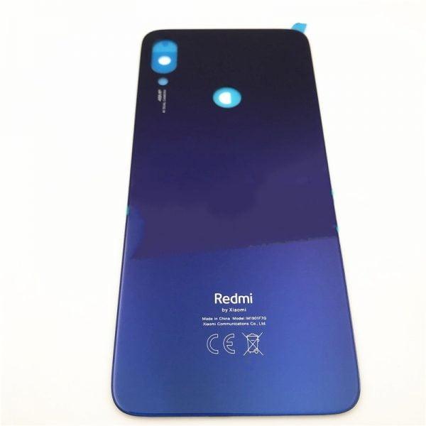 خرید درب باتری گوشی ردمی نوت 7 از علی اکسپرس Original For Xiaomi Redmi Note 7 Case Back 3D Glass Rear Door