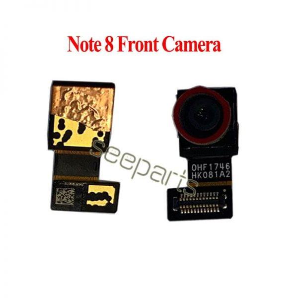 خرید لنز دوربین شیائومی از علی اکسپرس Original For Xiaomi Redmi Note 8 Front Camera Flex Cable Redmi Note 8 Pro