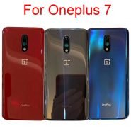 خرید درب گوشی وان پلاس 7 Original Glass Back Case For OnePlus 7 Battery Cover