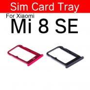 خرید اسلات سیم کارت گوشی می 8/می 8 لایت/می 8 اس ای SIM Card Tray Slot Adapter For Xiaomi Mi 8 SE Lite Mi8 Youth Mi8Youth