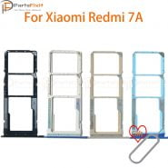 خرید اسلات سیم کارت ردمی 7 از علی اکسپرس SIM Card Tray for Redmi7A SIM Card Slot SIM Card Holder Card Slot Adapter for Redmi 7A