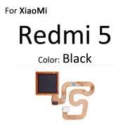 خرید سنسور فینگر پرینت شیائومی Touch ID Fingerprint Sensor Scanner Flex Cable For Xiaomi Redmi Note 5 Note 4X