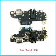 خرید برد شارژ گوشی شیائومی از علی اکسپرس USB Charger Dock Connector Charging Port Microphone Flex Cable For Xiaomi Redmi K30