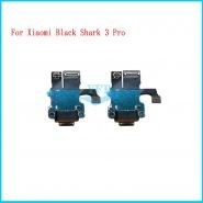 خرید برد شارژ گوشی شیائومی بلک شارک 3 پرو از علی اکسپرس USB Charging Port Dock USB Charger Flex Cable Ribbon For Xiaomi Black Shark 3 pro