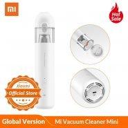 خرید جارو گلوبال شیائومی از علی اکسپرس Xiaomi Mi Vacuum Cleaner Mini Global Version Wireless Handheld 13KPa