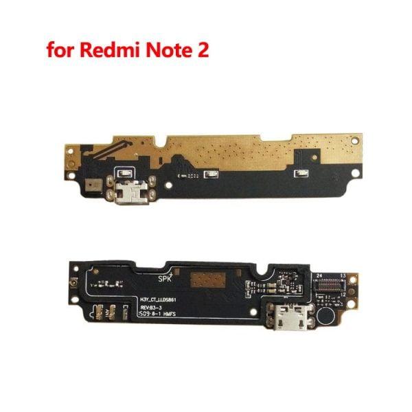 خرید برد شارژ شیائومی ردمی نوت 2 for Xiaomi Redmi Note 2 Replacement Repair