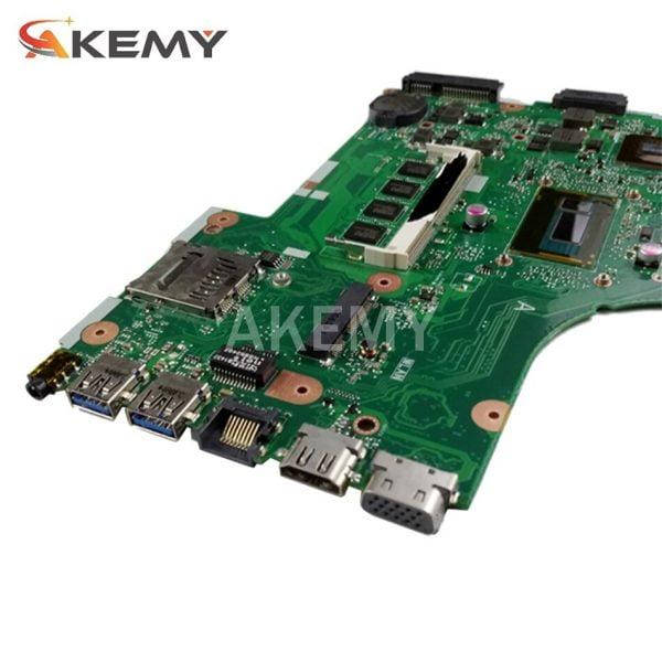 خرید مادربرد لپ تاپ از علی اکسپرس 90MB0500-R00010 Motherboard For Asus A450L X450L X450LD X450LC X452L X450LN Laptop Mianboard w/ 4GB I7-4500U GT840M