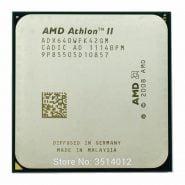 خرید سی پی یو از علی اکسپرس AMD Athlon II X4 640 3.0 GHz Quad-Core CPU Processor ADX640WFK42GM Socket AM3